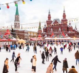 ГУМ-Каток на Красной площади 2020-2021