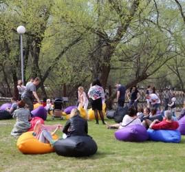 Открытие летнего сезона в Воронцовском парке 2018