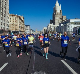 Московский Марафон 2019