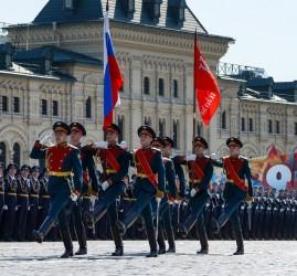 Парад Победы 2017 в Москве