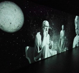 Выставка «Космос: от Галилея до Илона Маска»
