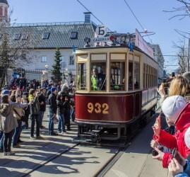 Парад трамваев 2017