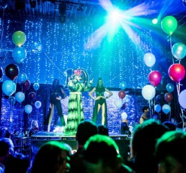 День защитника Отечества в клубе «Инкогнито» 2018