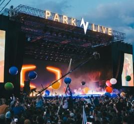Музыкальный фестиваль «Park Live» 2021