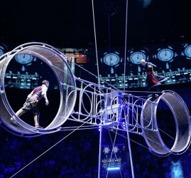 Цирковое шоу по мотивам «Раз, два... четыре, пять» 2020