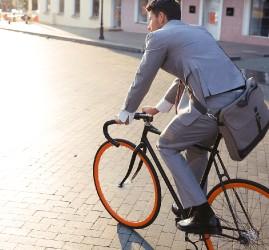Акция «На работу на велосипеде» 2019