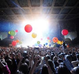 «Главный новогодний концерт» в Олимпийском 2017