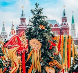 Фестиваль«Московская Масленица» 2019