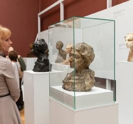 Выставка «Скульптор Анна Голубкина»