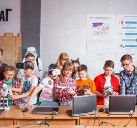 Летний лагерь в Компьютерной Академии ШАГ