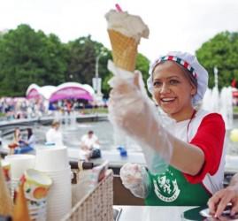 Фестиваль мороженого и сладостей «Лакомка» 2017
