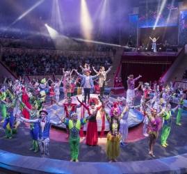 Цирковое шоу «ЭпиЦЕНТР Мира» 2020