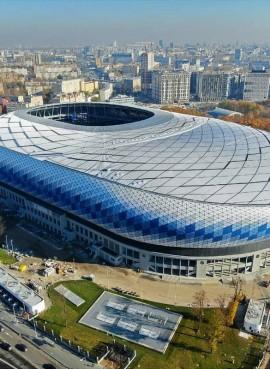 ВТБ Арена – Центральный стадион «Динамо» имени Льва Яшина