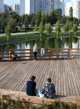 Детский ландшафтный парк «Южное Бутово»