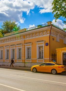 Центр Вознесенского
