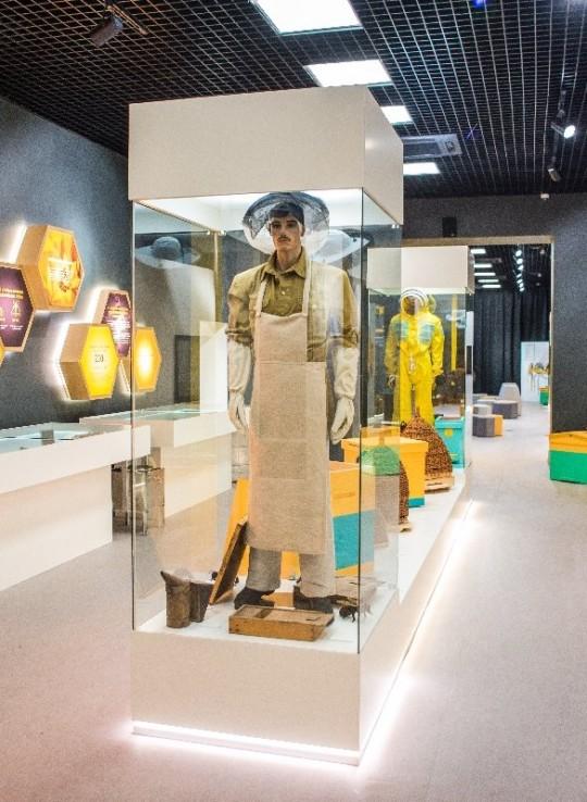 Музей «Пчеловодство» на ВДНХ
