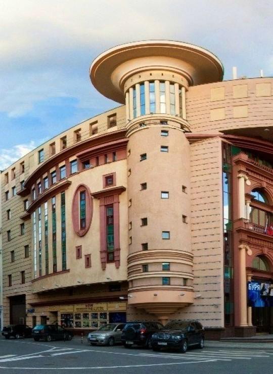Московский театр «Et cetera»
