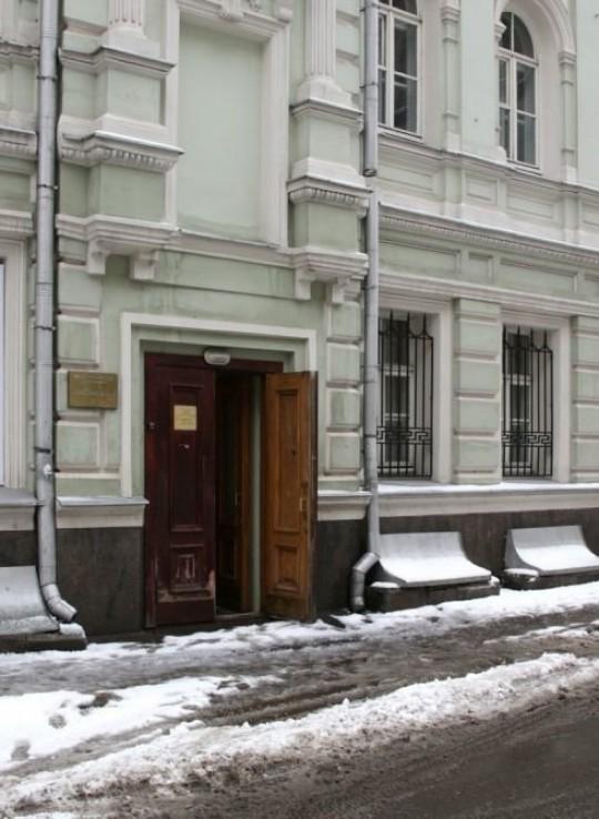 Выставочные залыГосударственного музея А.С. Пушкина на Арбате
