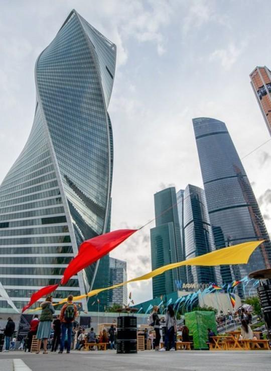 Пространство «Площадь Сити»