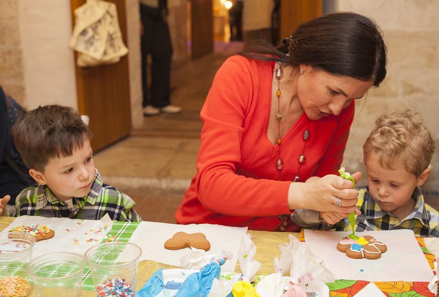 Пасхальные мастер-классы для детей вМузее Пряника