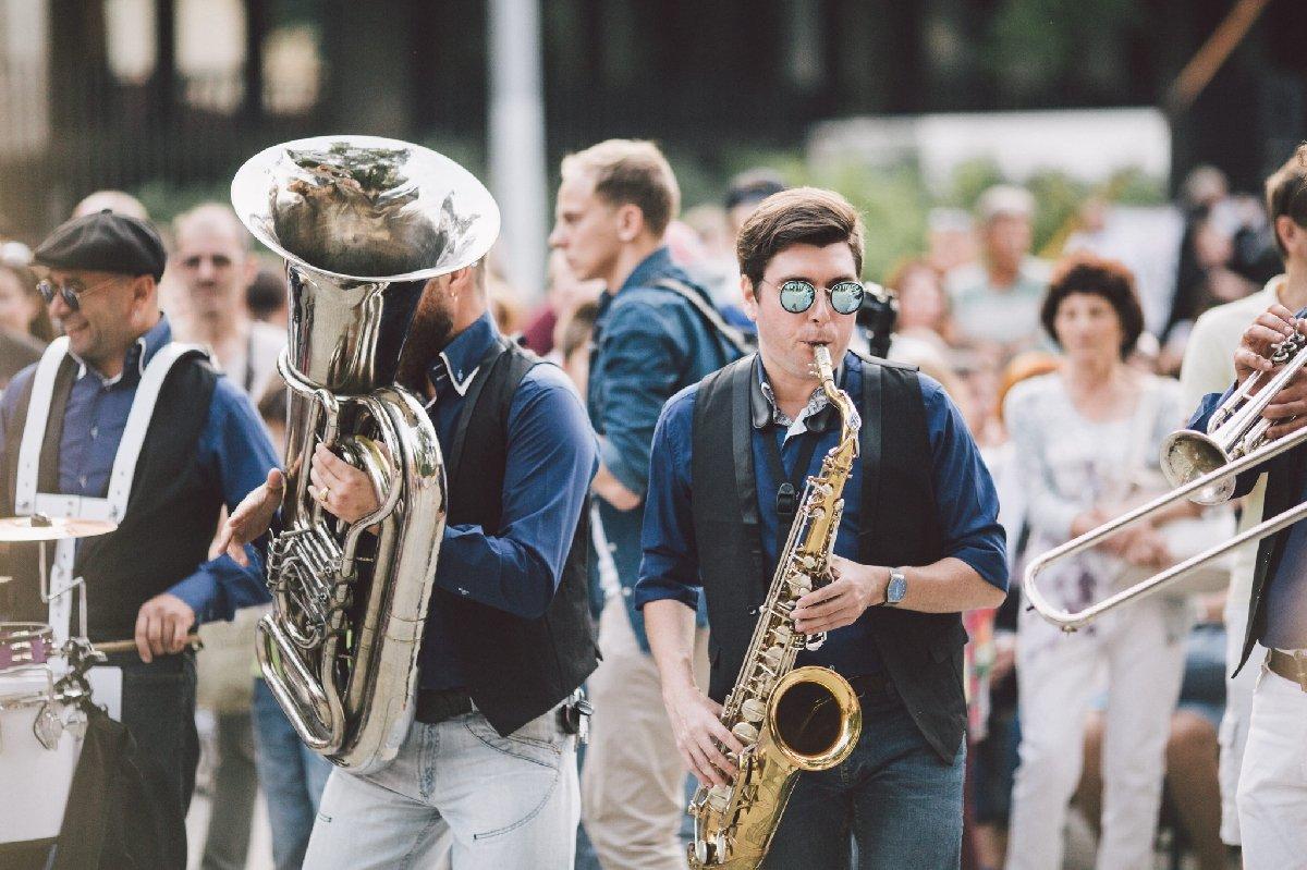 Фестиваль «Театральный марш» 2019