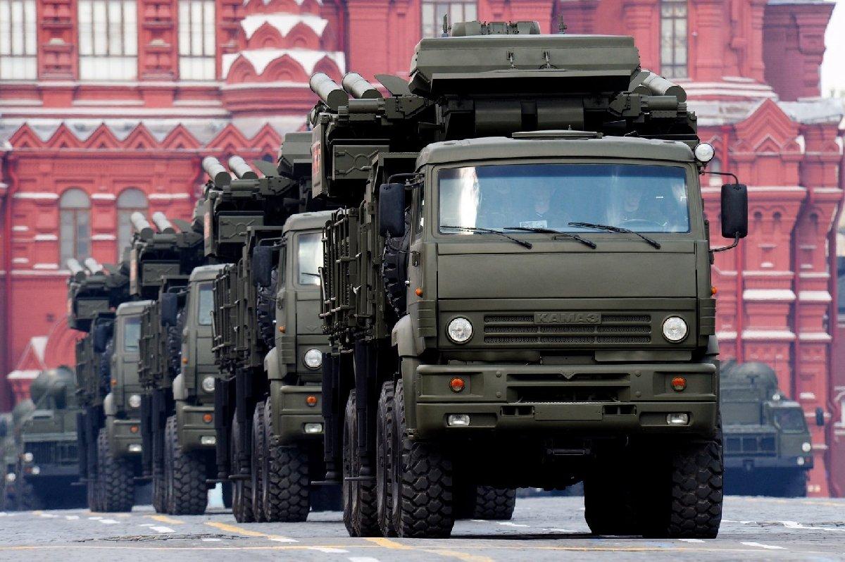 Парад Победы 2017 вМоскве