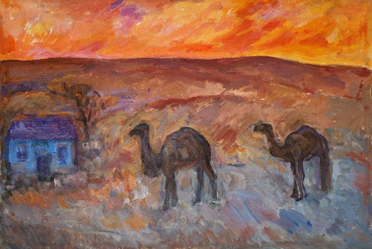 Выставка «Лидия. Африканские сны»