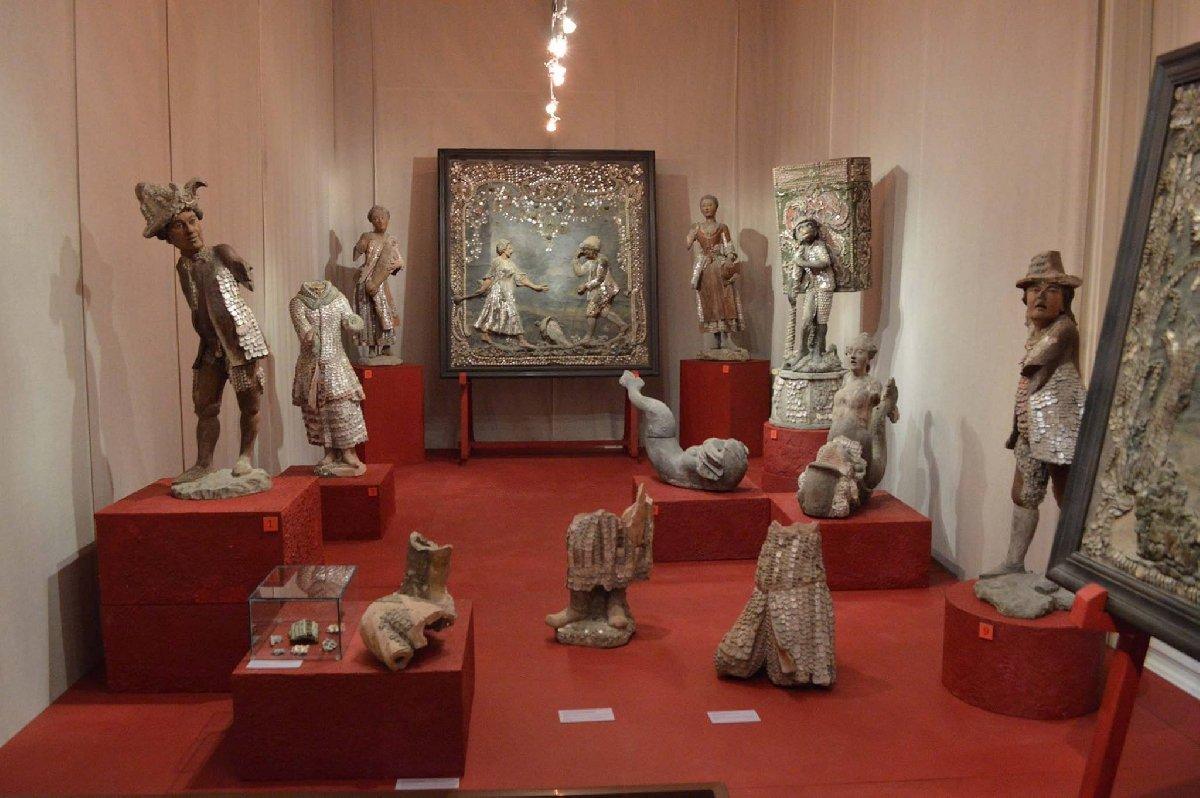 Выставка «Гротемо»