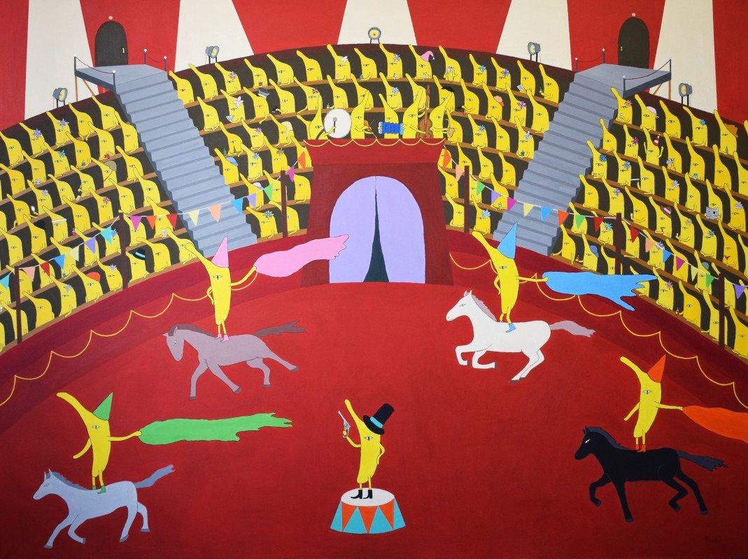 Выставка «Цирк наТаганке»