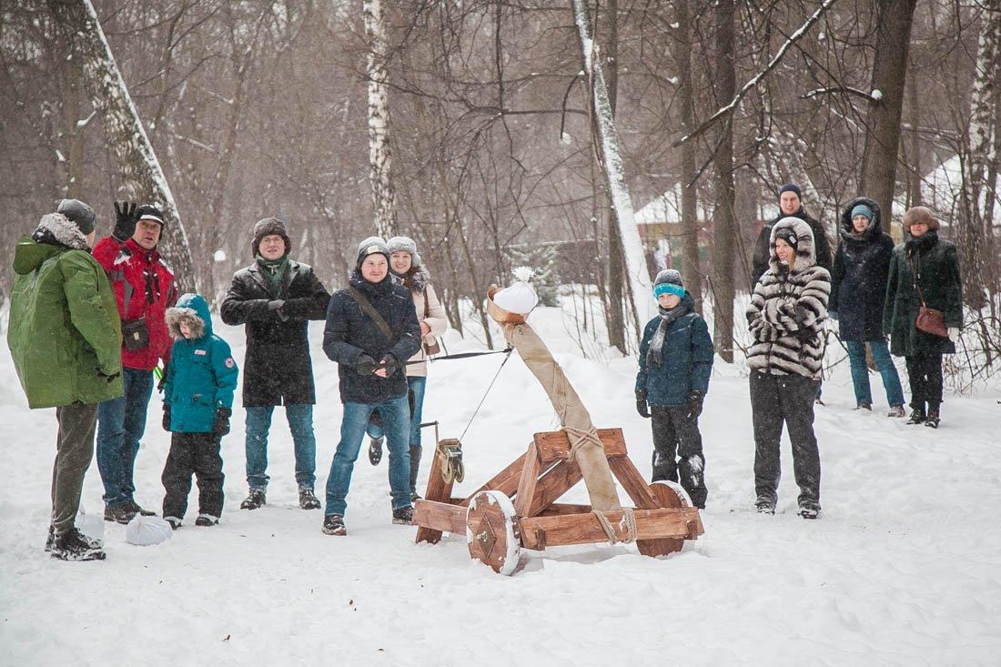 «Фестиваль крепостей» впарке «Сокольники» 2018