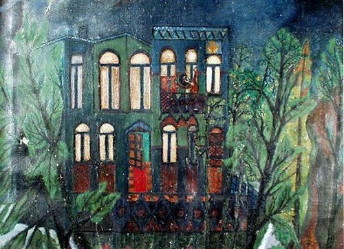 Выставка «Шедевры наивного искусства России»