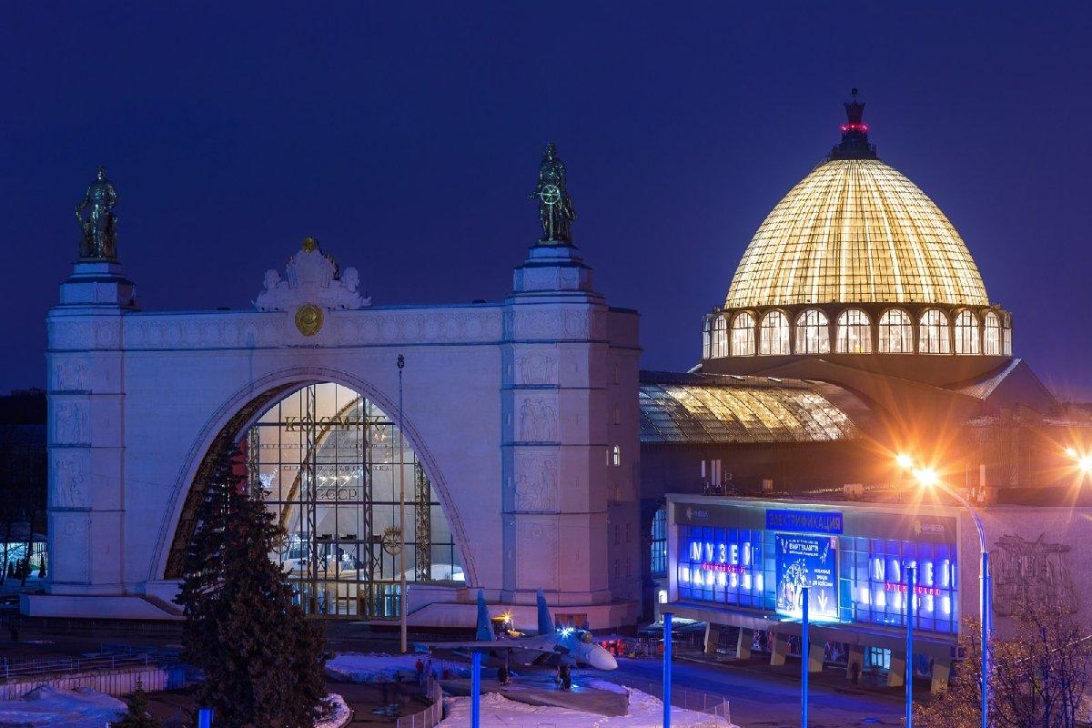 Шоу-открытие Центра «Космонавтика иавиация»