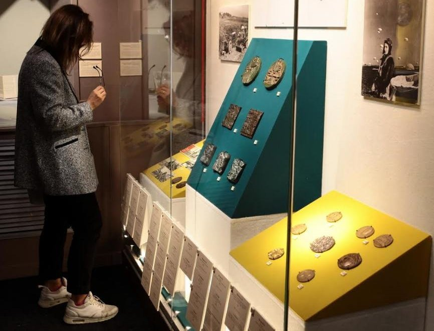 Выставка «Страницы истории России вмедальерном искусстве ХХвека»