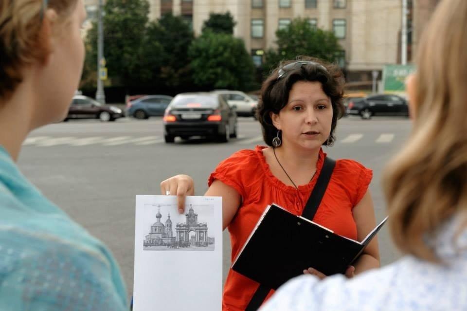 Пешеходная экскурсия «Вокруг Маяковского. Москва 20–30 годов»