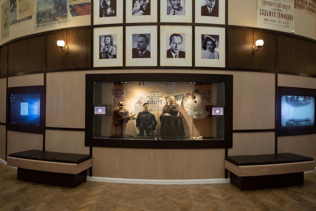 Иммерсивный проект «Подвиг народа: непокоренный Ленинград»