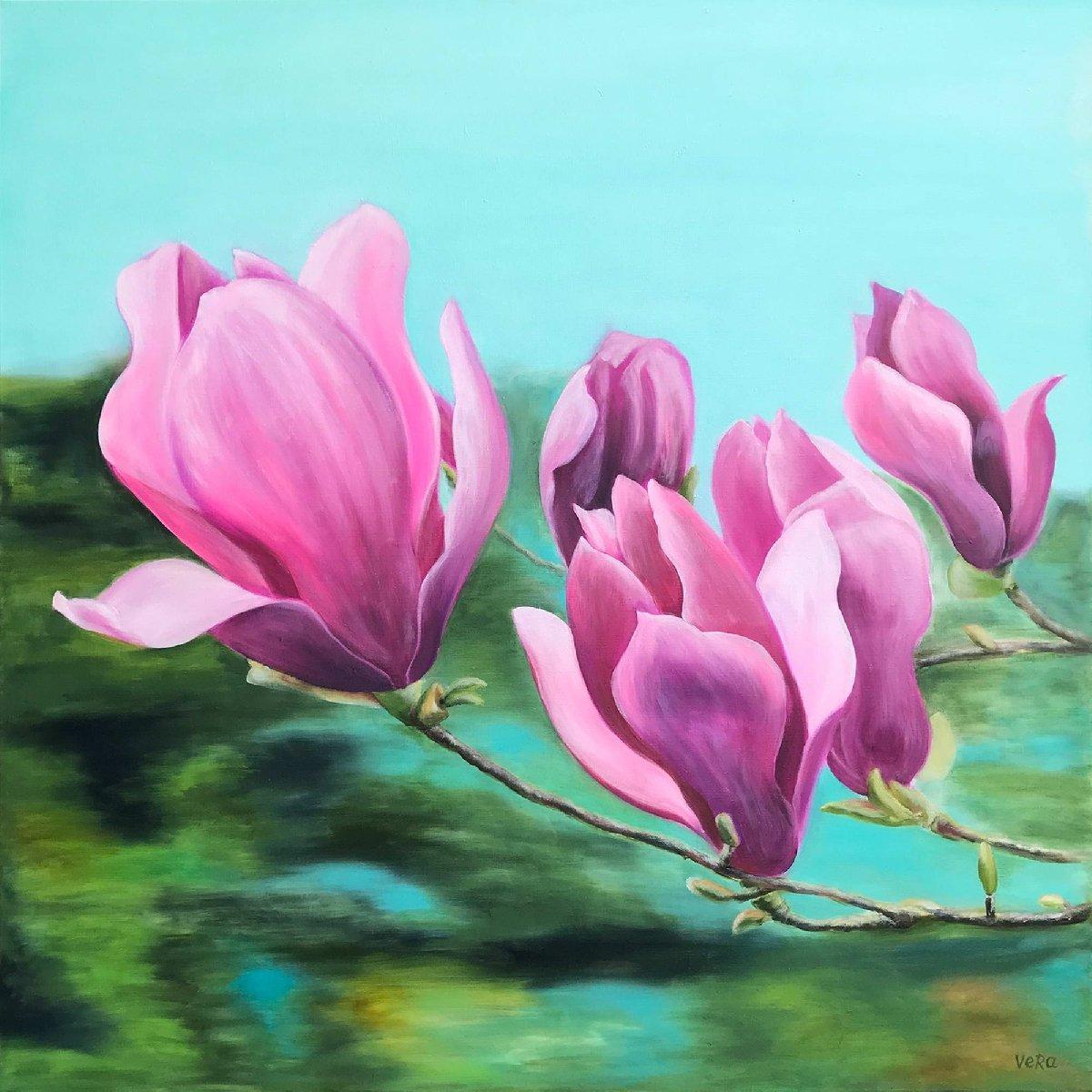 Выставка «Вера Хайрутдинова: диалоги оцветах»