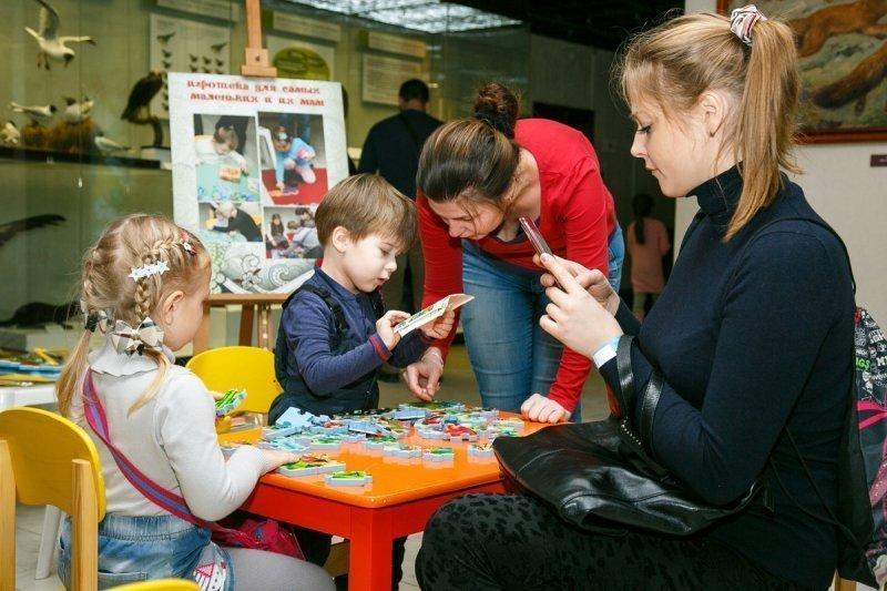 День матери вДарвиновском музее 2016