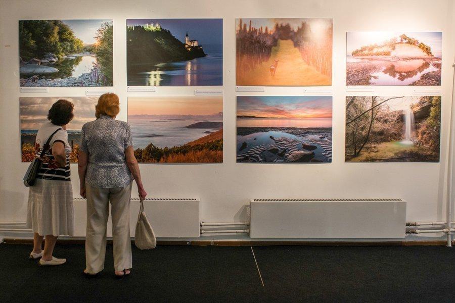 Выставка «Три фестиваля»