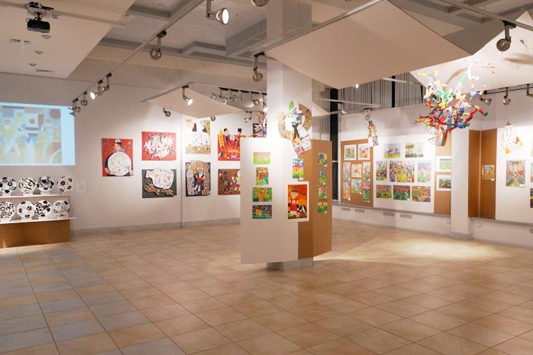 Выставка «Солнечный мяч»
