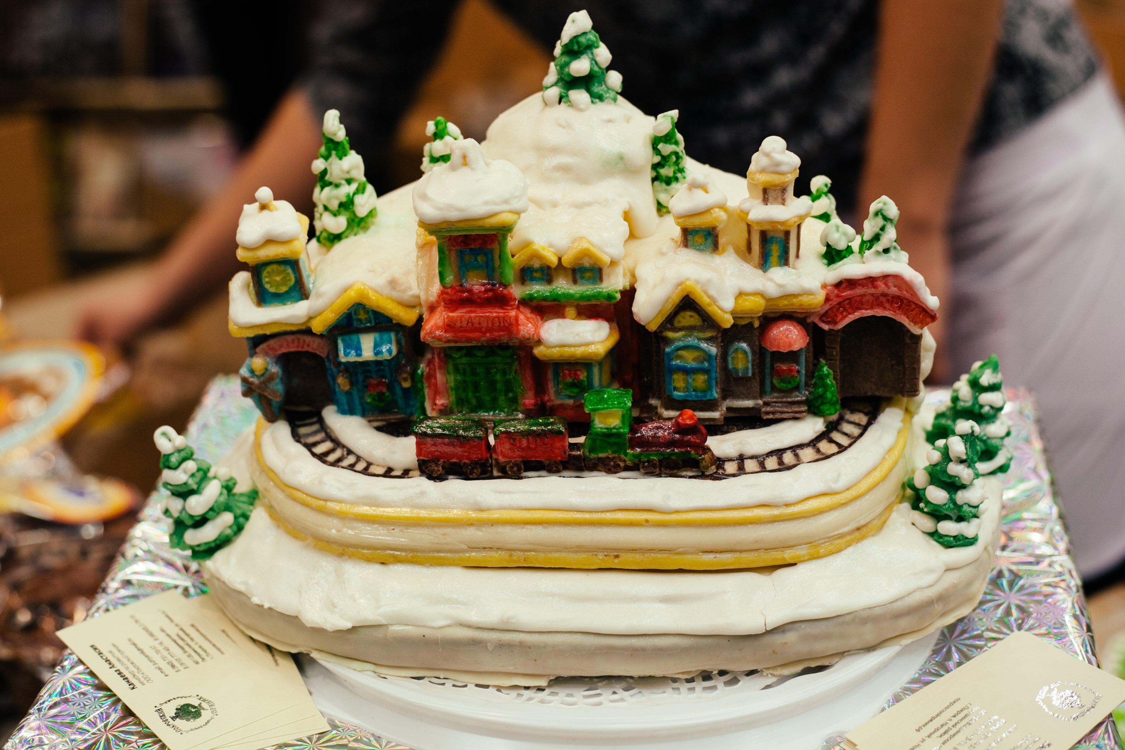 Международный фестиваль сладостей 2015