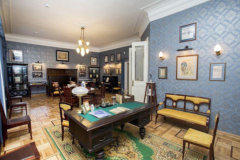 Музей-квартира Евгения Вахтангова