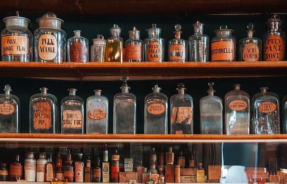 Московский музей парфюмерии
