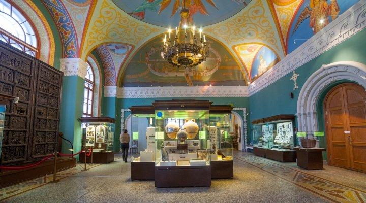 Исторический музей наКрасной Площади