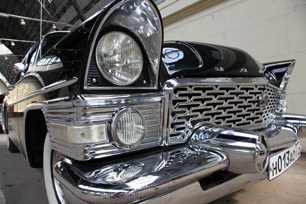 Выставка «Автомобильная промышленность»
