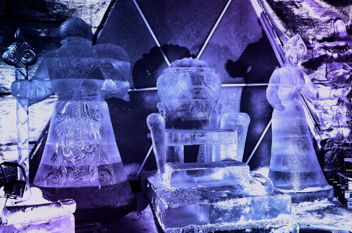 Выставка «-273 °C. Ледяной космос»