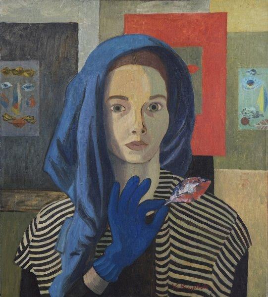 Выставка «Разные ракурсы. Портрет ине только»