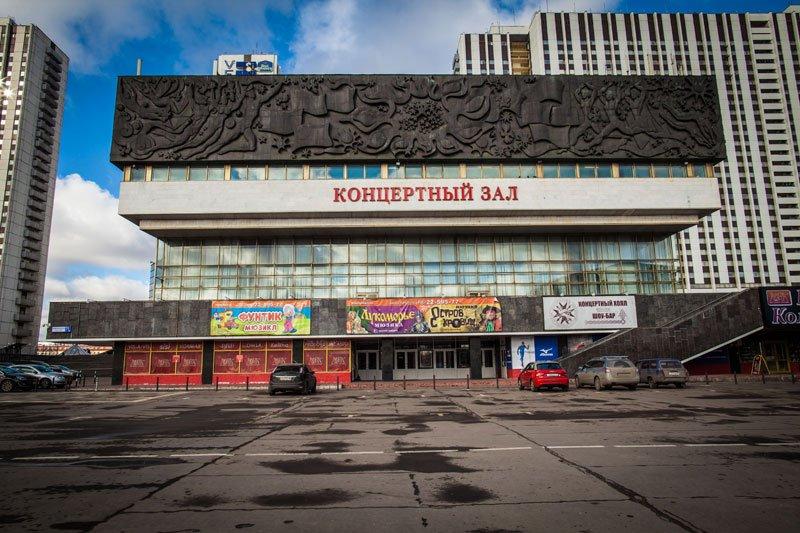 Музыкальный театр «Айвенго» вИзмайлово