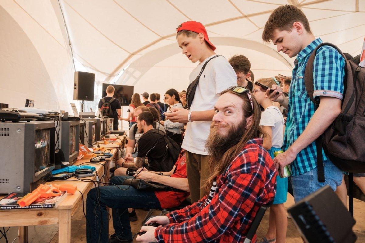 Фестиваль «Geek Picnic» 2019