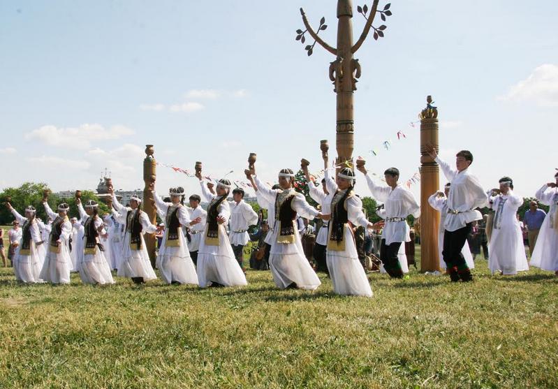 Московский Ысыах 2015