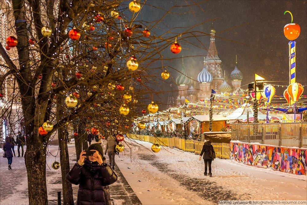 лучшие фото москвы зимой стоит опорах